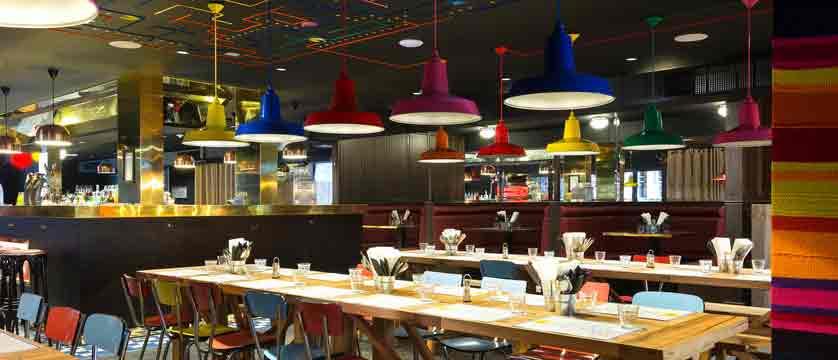 Hotel Rockypop restaurant 2